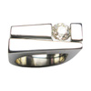 Calypso Duo Titanium Ring Set