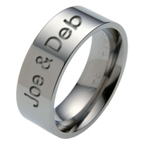 External Ring Engraving