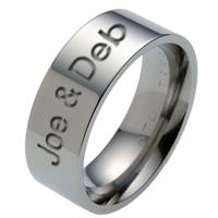 External Ring Engraving