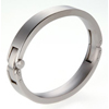 Titanium Bangle - Akoola oval