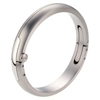 Titanium Bangle - Akoola round