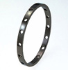 Black Titanium Bangle - Oriel 16