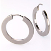 Titanium Earrings Creola