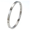 Titanium Bangle - Fino Oriel