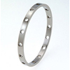 Titanium Bangle - Oriel 16