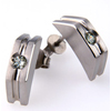 Titanium Earrings Trapezza