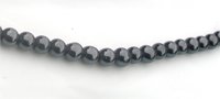 Hematite Necklace Classic Mini Spheres