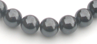 Hematite Necklace Classic Spheres