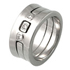 Stainless Steel Ring 17